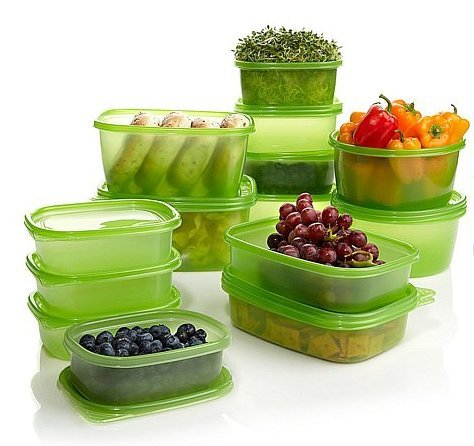 Debbie Meyer UltraLite GreenBoxes 24-piece Set Debbie Meyer Green Boxes