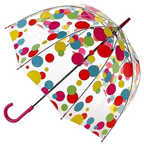 Fulton Birdcage 2 paraguas, Candy Spot (multicolor) - L042 Candy Spot