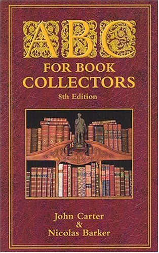 ABC for Book Collectors -
