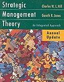 Strategic Management Theory Update, Charles W. L. Hill and Gareth R. Jones, 0618147217