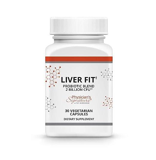 Amazon.com: Probiotics Supplement - Healthy Liver Support ...