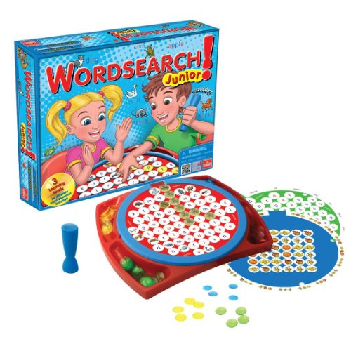 Junior Word search game