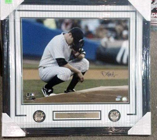 - Phil Hughes Autographed Signed Photo 16x20 Auto Framed 1St MLB Start Steiner Coa Yankees
