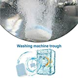 Effervescent Tablet Washer Cleaner,Solid Washing