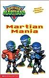 Martian Mania, Scholastic Books, 0439375622