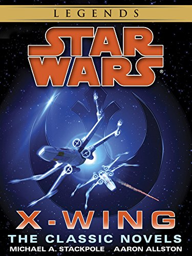 The X-Wing Series: Star Wars Legends 10-Book Bundle: for sale  Delivered anywhere in USA