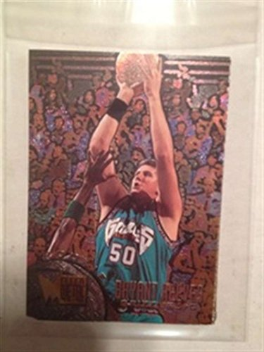 1995-96 Fleer Metal Vancouver Grizzlies Team Set 8 Cards Bryant Reeves Byron Scott Anthony MINT