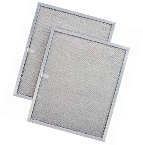 Nispira Replacement Range Hood Grease Filter Compatible with Broan QS1 and WS1. Compared to BPS1FA36. 2 Filters ()