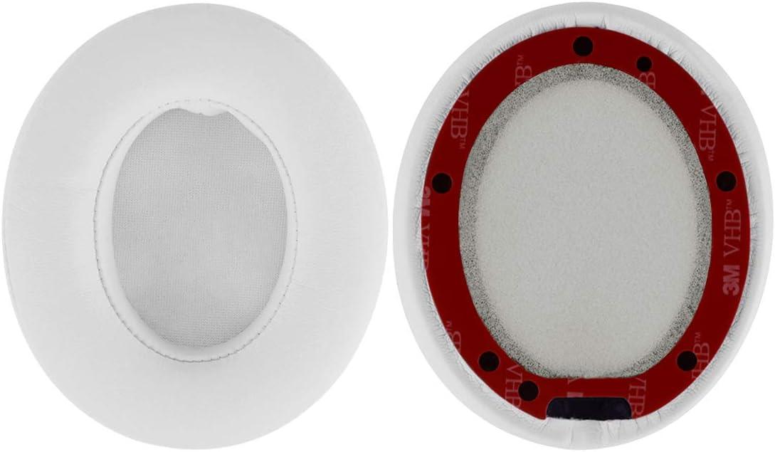 Geekria Performance Almohadillas de Piel de proteína para Auriculares Studio 3, Studio 2, Studio B0500 / Wireless B0501 para Auriculares/Almohadillas ...