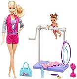 Best Barbie Towel Sets - Barbie Careers Gymnastic Coach Playset Review