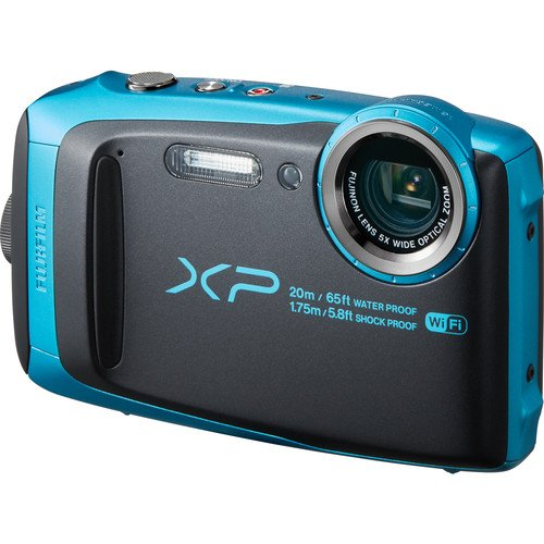Fuji Cameras Waterproof Xp10 - 2