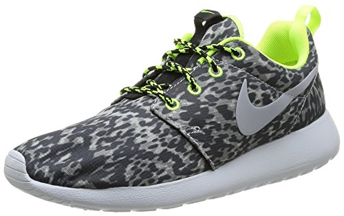 volt Chaussures black Nike femme 070 running Grey Run Gris de Cool Grey Wolf Roshe ww7xaHP