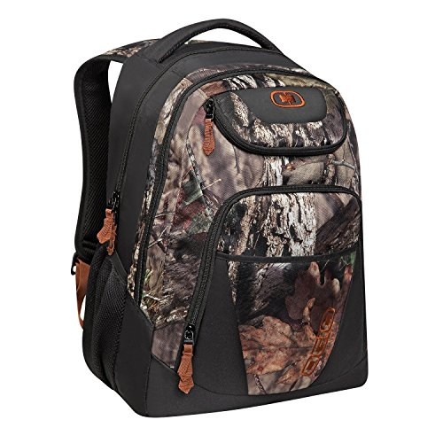 OGIO Tribune Laptop Backpack, Mossy Oak Break-Up Country