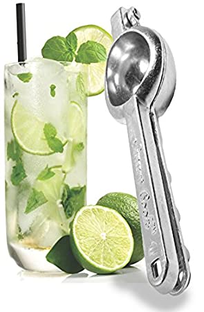 Amazon.com: Smarty Cooks Juicer Squeezer Heavy Duty Cast Aluminum Kitchen Bar Limon Lemon Lime Manual: Kitchen & Dining