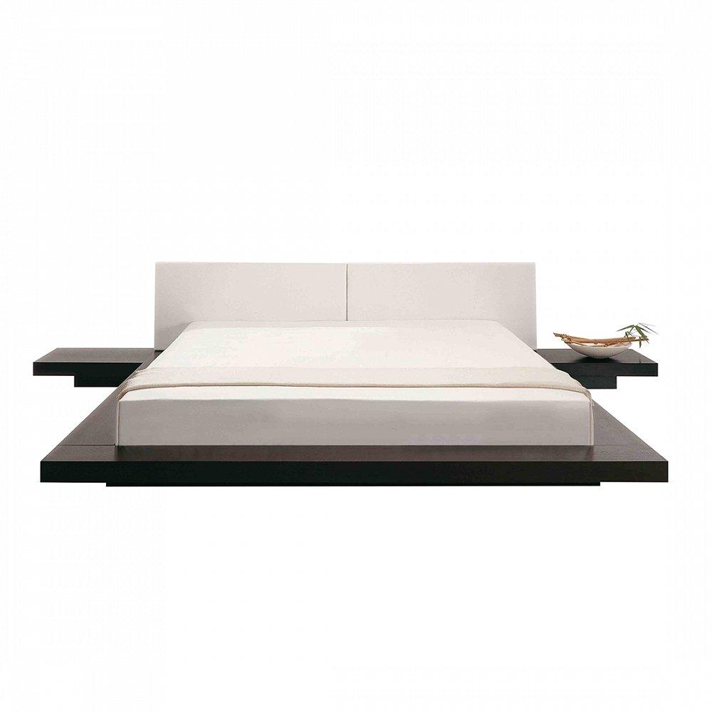Wasserbett - Bett 180x200 cm - Wasserbettheizung - Wasserbettüberzug - ZEN