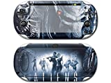 Alien VS Predator skin for psp vita 1000 console
