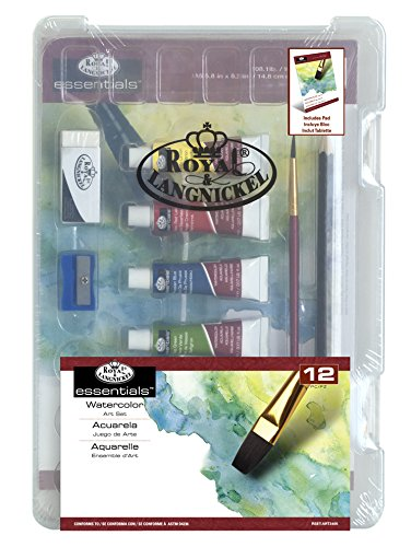 Royal & Langnickel ROYAL BRUSH RSET-ART3405 Clearview Min...