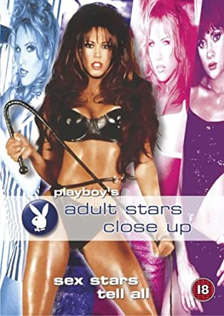 Adult stars close up