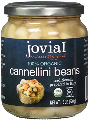 Jovial Organic Cannellini Beans, 13 oz (Best Tinned Mushy Peas)