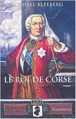 Livres Le roi de Corse pdf ebook