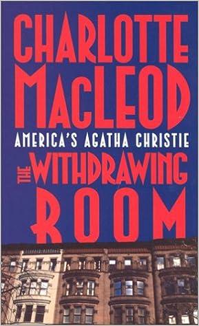 The Withdrawing Room (Kelling & Bittersohn, Book 2)