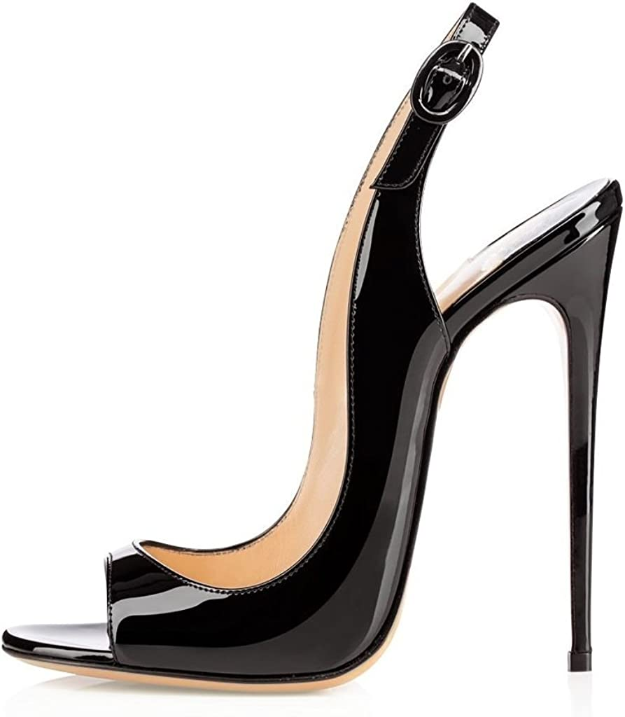 Soireelady Women's High Heel Slingback