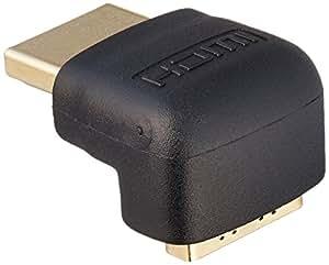 Monoprice HDMI Port Saver Male to Female - 90 Degree (103733)