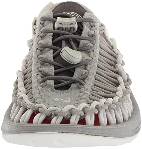 KEEN Eiffel Uneek Tower Sandal Men's Neutral Gray rXnfxPwr8q