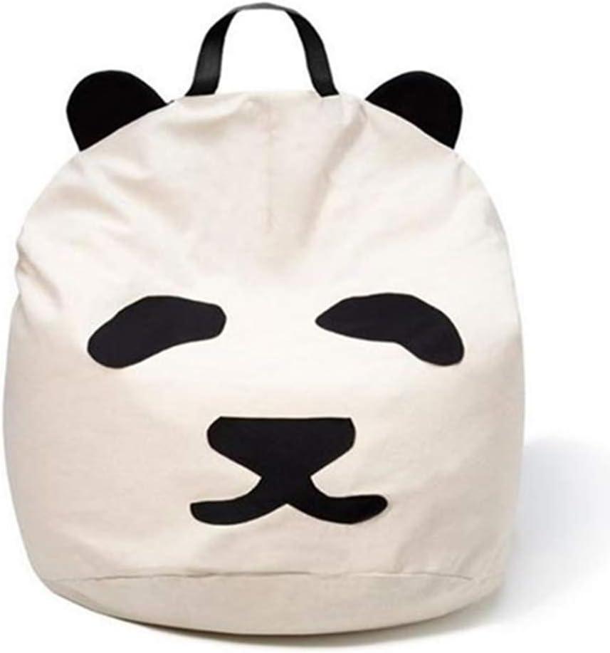 Cute Panda Kindersofa Gmsqj Sitzsack St/ühle F/ür Kinder Weiche Bequeme Sofa Sack Filled High Resilience Daunen Seide Floss Baumwolle M/öbel Und F/ür Kinderzimmer
