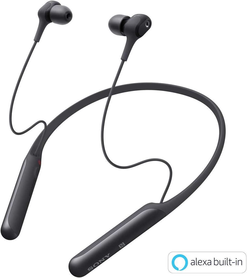 SONY ワイヤレスノイズキャンセリングイヤホン WI-C600N