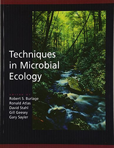 Techniques in Microbial Ecology