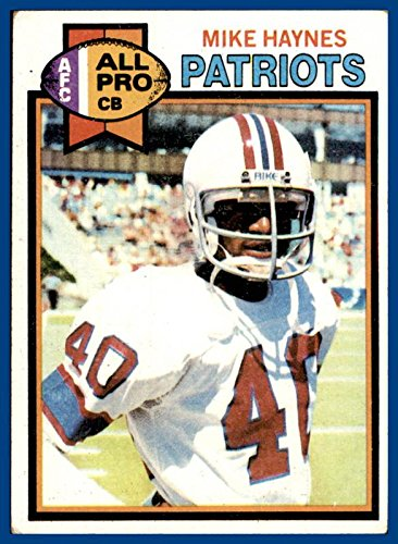 1979 Topps #35 Mike Haynes NEW ENGLAND PATRIOTS ARIZONA STATE SUN DEVILS -