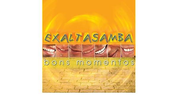 cd exaltasamba bons momentos 2001