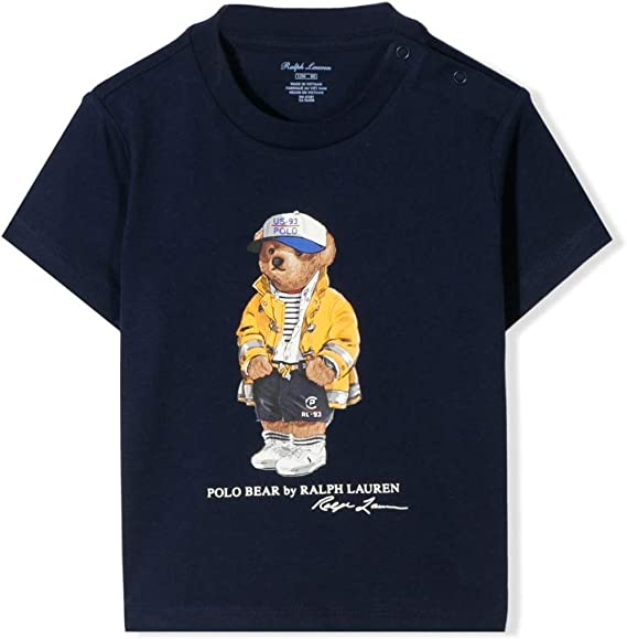 Polo Ralph Lauren - Camiseta BEBÉ NIÑO 320785950004 - Camiseta ...