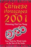 img - for Chinese Horoscopes for the Year 2001 book / textbook / text book