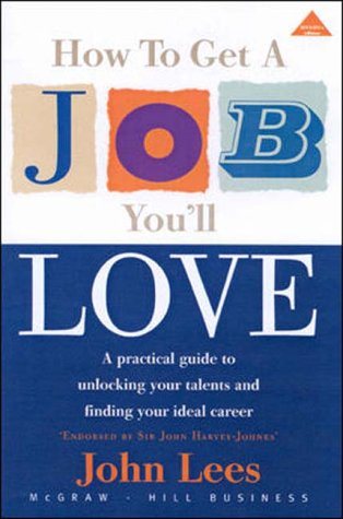 How to Get a Job You'll Love PDF