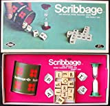 : Scribbage - Word Game From 1968