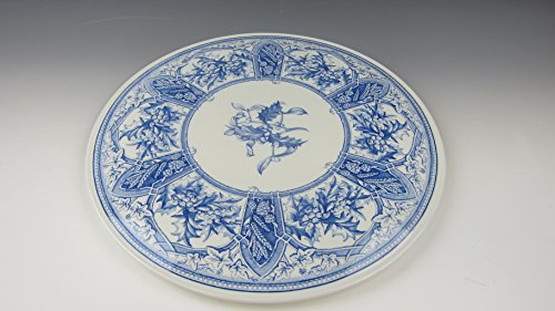 Spode BLUE ROOM COLLECTION Cake Plate Prince Albert EXCELLENT