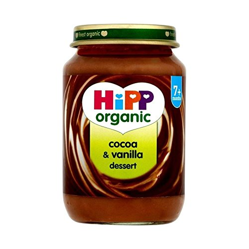 Hipp Organic Cocoa & Vanilla Dessert 7mth+ (190g)
