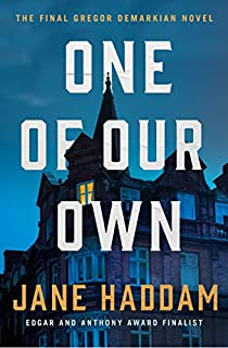 Book Cover: One of Our Own: A Gregor Demarkian Novel