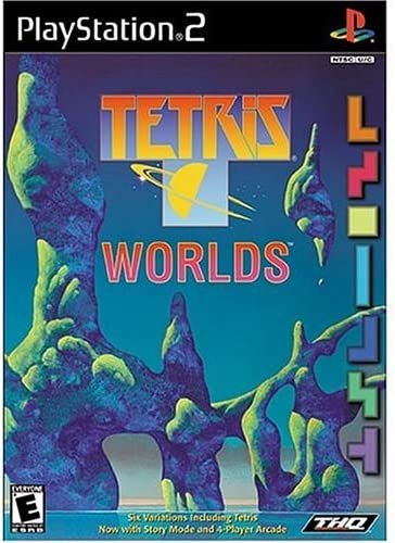 Tetris Worlds - PlayStation 2: Playstation 2     - Amazon com