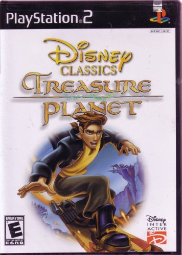 Best treasure planet ps2 game to buy in 2019