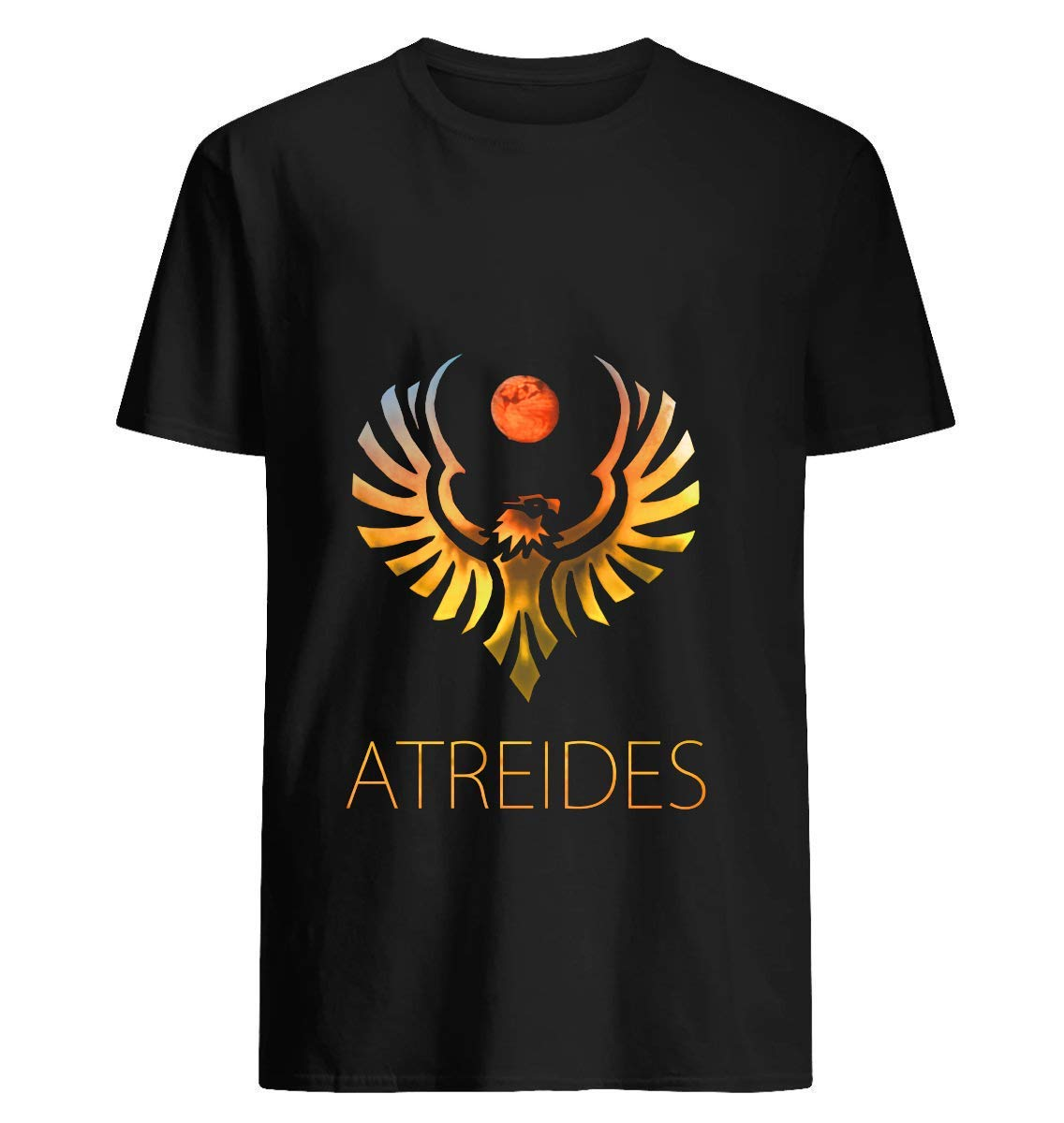 Atreides Of Dune Hue Shift 94 T Shirt For Unisex