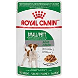 Royal Canin Small Breed Puppy Wet Dog Food, 3 oz
