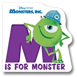 M Is for Monster, Mike Wazowski, 0736412387