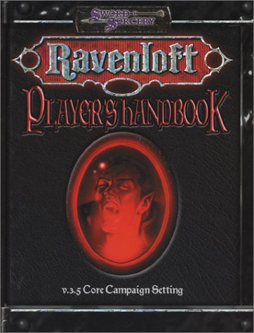 Ravenloft: Player's Handbook
