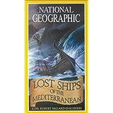 Nat'l Geo: Lost Ships Mediterranean