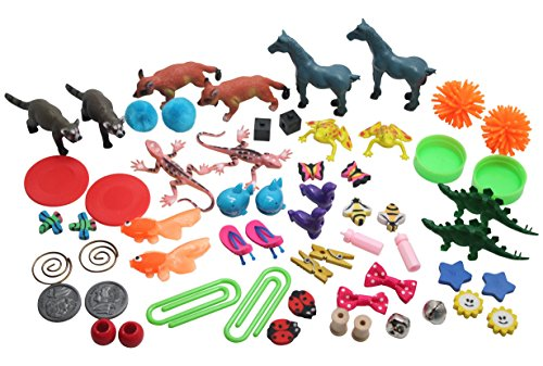 Exact Copy Matching Game – Preschool and Kindergarten Matching Activity with Miniature Objects – early learning toylanguage materials