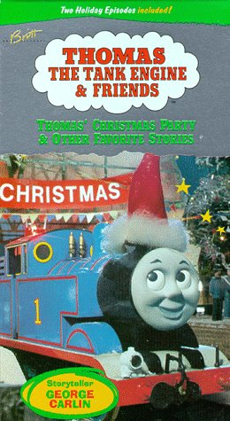 Amazon.com: Thomas the Tank Engine and Friends - Christmas Party ...
