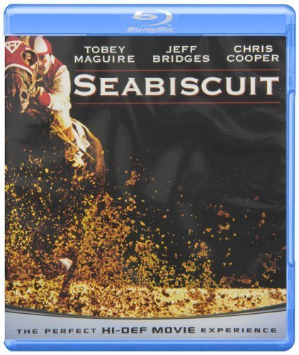 Seabiscuit [Blu-ray] by Universal Studios by Gary Ross image